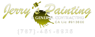 Jerry's Painting | Top Vacaville Painting Contractor & Residential Remodling